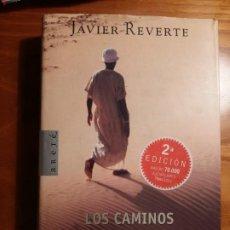 Libros de segunda mano: LOS CAMINOS PERDIDOS DE ÁFRICA. JAVIER REVERTE. TAPA DURA. ARETÉ.. Lote 243939295