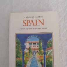 Libros de segunda mano: GUÍA SPAIN. CADOGAN GUIDES. DANA FACAROS. MICHAEL PAULS. ILUSTRATIONS BY PAULINE PEARS. LIBRO. Lote 187426007