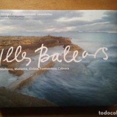 Libros de segunda mano: ILLES BALEARS, SEBASTIA TORRENS, MIQUEL RAYO, PAISATGES PAISAJES, TRIANGLE POSTALS, 2012. Lote 187457993