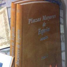 Libros de segunda mano: PLAZAS MAYORES DE ESPAÑA. Lote 187989012