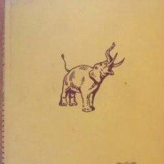 Livros em segunda mão: ALEXANDER LAKE - HOMBRES Y FIERAS - MI VIDA EN AFRICA - CAZA. Lote 188407957