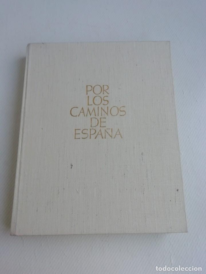 Libros de segunda mano: Por los caminos de España - Foto 2 - 190510218