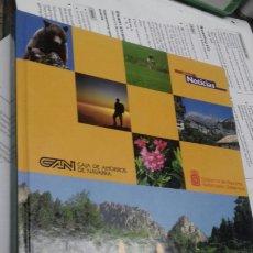 Libros de segunda mano: PASEOS NATURALISTICOS POR PIRINEOS. 35 FASCICULOS ENCUADERNADOS.. Lote 191258335
