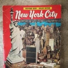 Libros de segunda mano: GUÍA SOUVENIR NEW YORK CITY 1963 . Lote 191645235