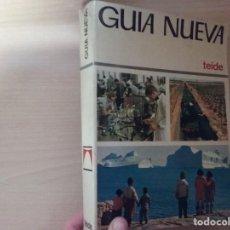 Libros de segunda mano: GUÍA NUEVA (EDITORIAL TEIDE). Lote 192068772