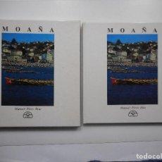 Libros de segunda mano: MANUEL PÉREZ RÚA MOAÑA(CASTELLANO, INGLÉS, CASTELLANO) Y98166 . Lote 192137066