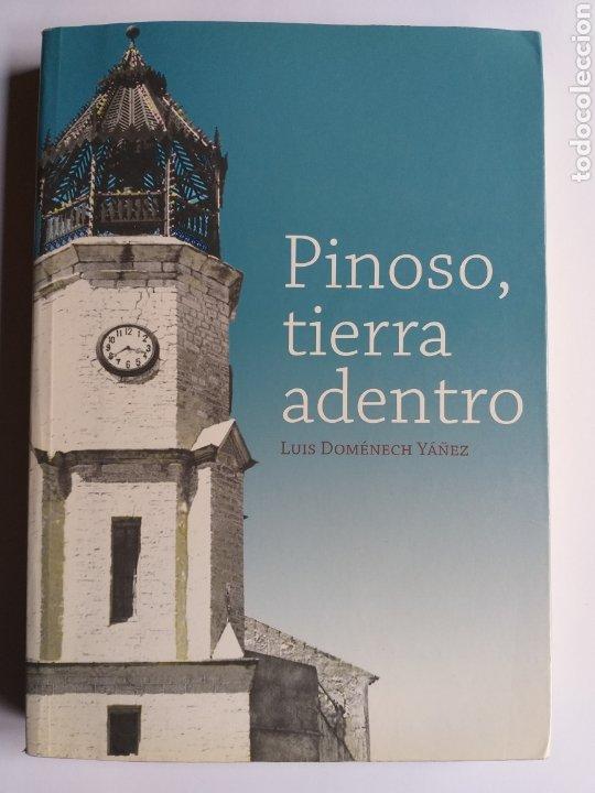 Y NOSOTROS PARA ADENTRO ALICANTE LUIS DOMENECH YÁÑEZ (Libros de Segunda Mano - Geografía y Viajes)