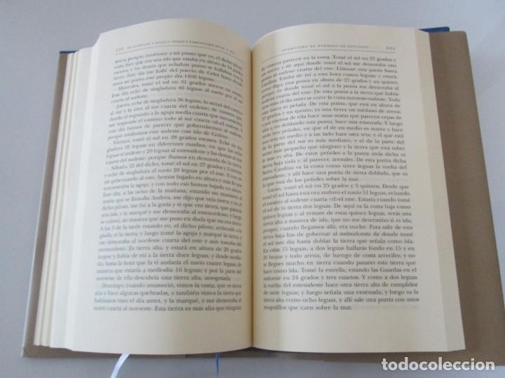 Libros de segunda mano: LEGAZPI. EL TORNAVIAJE. NAVEGANTES OLVIDADOS POR EL PACIFICO NORTE. FUNDACION JOSE ANTONIO DE CASTRO - Foto 17 - 192216915