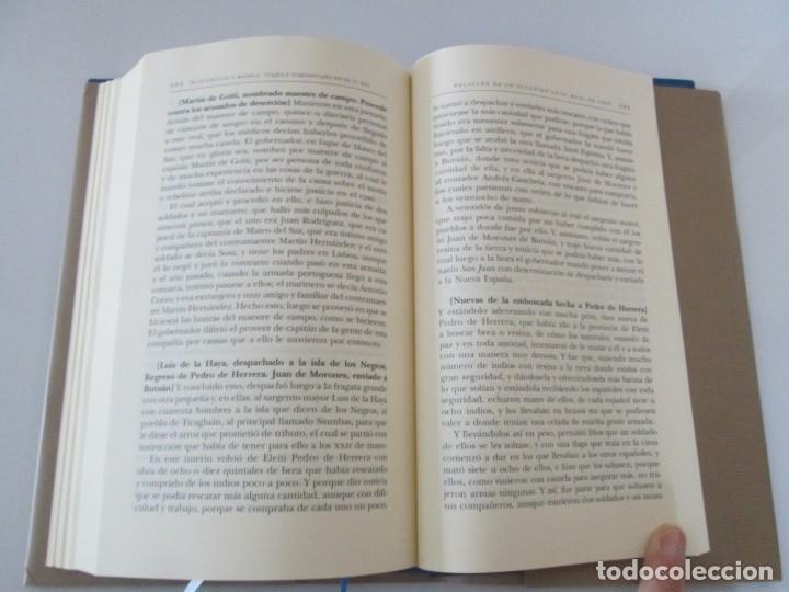 Libros de segunda mano: LEGAZPI. EL TORNAVIAJE. NAVEGANTES OLVIDADOS POR EL PACIFICO NORTE. FUNDACION JOSE ANTONIO DE CASTRO - Foto 18 - 192216915