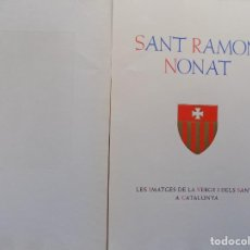Livros em segunda mão: LIBRERIA GHOTICA. EDICIÓN DE BIBLIÓFILO. SANT RAMON NONAT. GRAN FOLIO. 1955. GRABADOS.. Lote 192669988