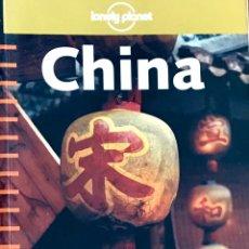 Libros de segunda mano: CHINA. LONELY PLANET. Lote 193063930