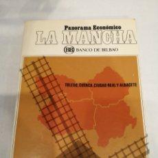 Libros de segunda mano: PANORAMA ECONÓMICO DE LA MANCHA BANCO DE BILBAO. 1972. Lote 194066345