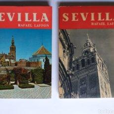Libros de segunda mano: SEVILLA RAFAEL LAFFON EDITORIAL NOGUER 1958 Y 1963 ... Lote 194179393
