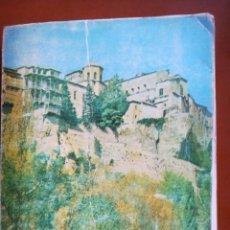 Libros de segunda mano: CUENCA ESPAÑA GUÍA LARRAÑAGA 1966. Lote 194221703