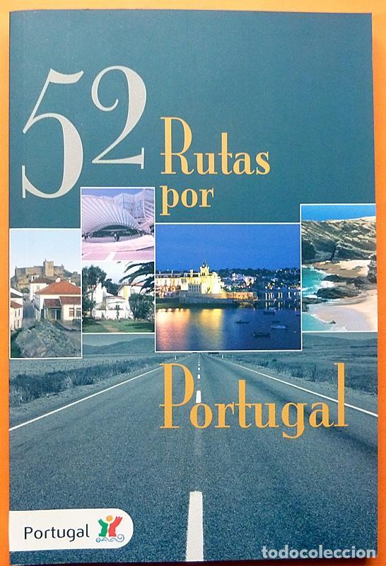 52 RUTAS POR PORTUGAL - PEDRO MADERA, JESÚS CALVO - EDISERVICIOS - 2002 - NUEVO (Libros de Segunda Mano - Geografía y Viajes)