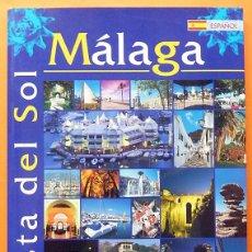 Libros de segunda mano: MALAGA-COSTA DEL SOL - ELÍAS DE MATEO AVILÉS - EDITORIAL ARGUVAL- 2000 - NUEVO. Lote 194235226