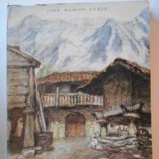 Libros de segunda mano: PICOS DE CORNION. JOSE RAMON LUEJE. LOS PICOS DE CORNION (MACIZO DE PEÑA SANTA - OCCIDENTAL DE LOS P. Lote 194241601