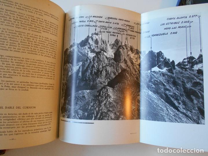 Libros de segunda mano: PICOS DE CORNION. JOSE RAMON LUEJE. LOS PICOS DE CORNION (MACIZO DE PEÑA SANTA - OCCIDENTAL DE LOS P - Foto 2 - 194241601
