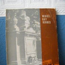 Libros de segunda mano: ZARAGOZA (INSTANTÁNEAS GRISES) - MIGUEL GAY BERGES - CAJA DE AHORROS - ZARAGOZA (1972). Lote 194273517