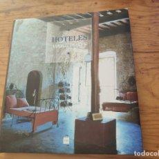 Libros de segunda mano: HOTELES ACOGEDORES. JESSICA LAWSON.. Lote 194282788