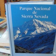 Libros de segunda mano: PARQUE NACIONAL DE SIERRA NEVADA. 1ª EDICIÓN. ILUSTRACIÓN . Lote 194282801