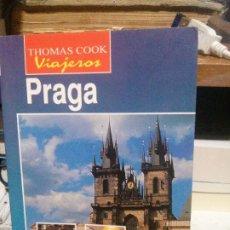 Libros de segunda mano: PRAGA, THOMAS COOK, VIAJEROS, GRANICA. Lote 194283825