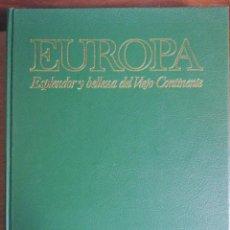 Libros de segunda mano: EUROPA. ESPLENDOR Y BELLEZA DEL VIEJO CONTINENTE. SELECCIONES DEL READER'S DIGEST. 1ª EDIC.. Lote 194288612