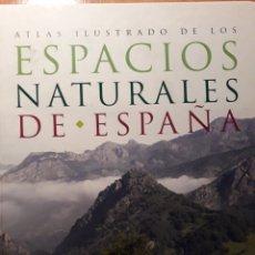 Libros de segunda mano: ESPACIOS NATURALES DE ESPAÑA. Lote 194335780