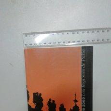 Libros de segunda mano: GIUBILEO 2000 LAS REGIONES DE ITALIA. Lote 194339626