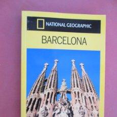 Libros de segunda mano: BARCELONA , NATIONAL GEOGRAPHIC - GUIAS AUDI -2008. Lote 194347545