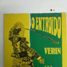 Libros de segunda mano: O ENTROIDO. VERIN. 1981. Lote 194348635