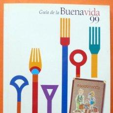 Libros de segunda mano: GUÍA DE LA BUENA VIDA 99 - EDICIONES EL PAIS - 1999 - NUEVO. Lote 194356997