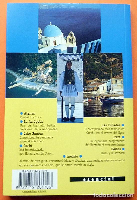 Libros de segunda mano: DESCUBRIR GRECIA - ELSA EDICIONES - 1998 - NUEVO - Foto 2 - 194357055