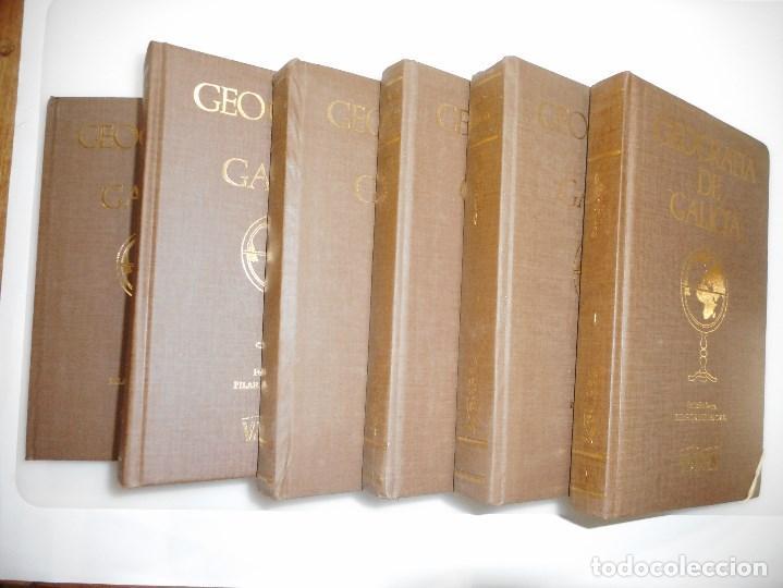 Libros de segunda mano: PILAR DE TORRES LUNA Geografía de Galicia Y98778T - Foto 2 - 194390082