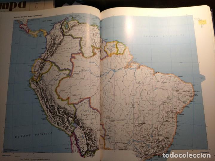 Libros de segunda mano: ATLAS DEL MUNDO 1492-1992. Cartografia, Mapas, Fotos del Mundo. - Foto 2 - 194530768