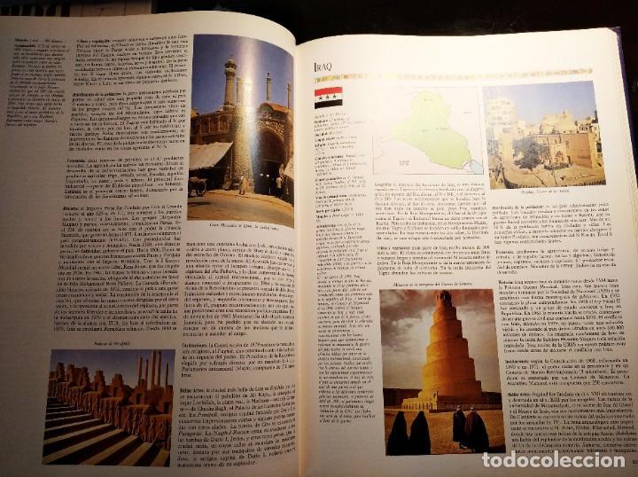 Libros de segunda mano: ATLAS DEL MUNDO 1492-1992. Cartografia, Mapas, Fotos del Mundo. - Foto 3 - 194530768