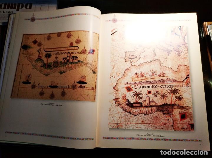 Libros de segunda mano: ATLAS DEL MUNDO 1492-1992. Cartografia, Mapas, Fotos del Mundo. - Foto 5 - 194530768