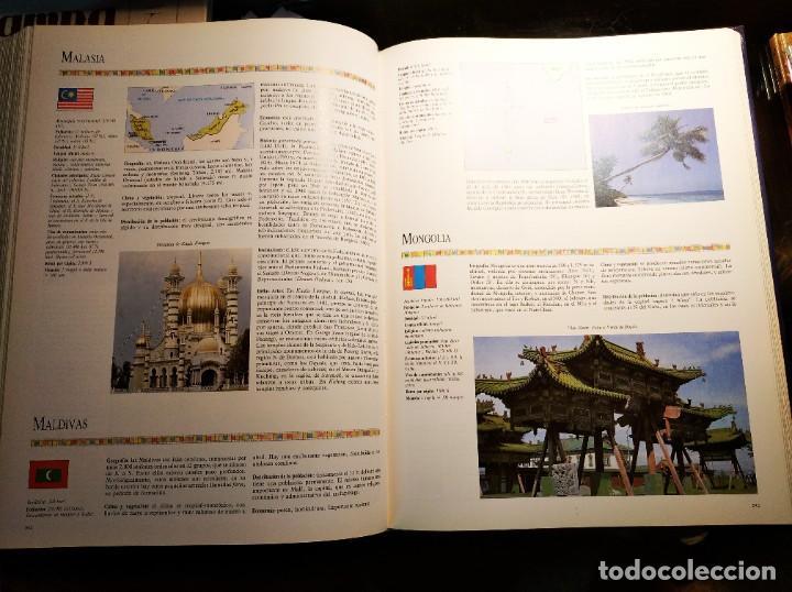 Libros de segunda mano: ATLAS DEL MUNDO 1492-1992. Cartografia, Mapas, Fotos del Mundo. - Foto 7 - 194530768
