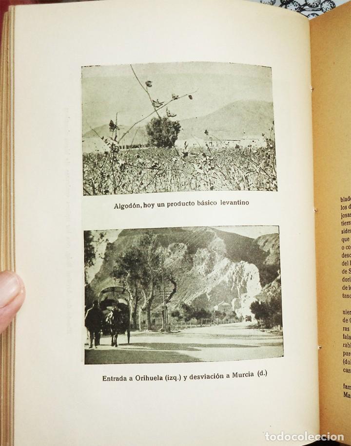 Libros de segunda mano: ORIHUELA HISTORIA GEOGRAFIA ARTE FOLKLORE DE SU PARTIDO JUDICIAL J SANSANO Ed. FELIX 1ª EDICIÓN 1954 - Foto 4 - 194537036