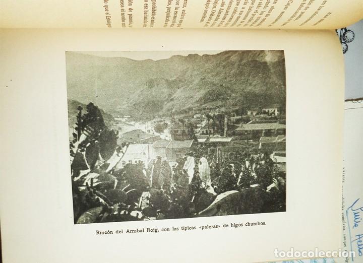 Libros de segunda mano: ORIHUELA HISTORIA GEOGRAFIA ARTE FOLKLORE DE SU PARTIDO JUDICIAL J SANSANO Ed. FELIX 1ª EDICIÓN 1954 - Foto 5 - 194537036