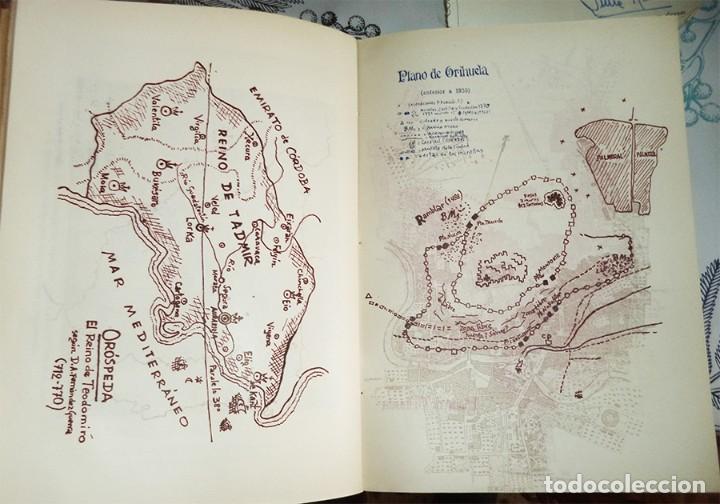 Libros de segunda mano: ORIHUELA HISTORIA GEOGRAFIA ARTE FOLKLORE DE SU PARTIDO JUDICIAL J SANSANO Ed. FELIX 1ª EDICIÓN 1954 - Foto 6 - 194537036
