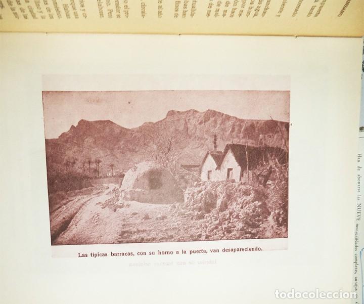 Libros de segunda mano: ORIHUELA HISTORIA GEOGRAFIA ARTE FOLKLORE DE SU PARTIDO JUDICIAL J SANSANO Ed. FELIX 1ª EDICIÓN 1954 - Foto 7 - 194537036