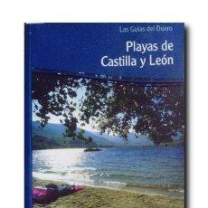 Libros de segunda mano: PLAYAS DE CASTILLA Y LEÓN. VARIOS AUTORES. Lote 194553778