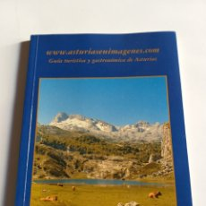 Libri di seconda mano: GUÍA TURÍSTICA Y GASTRONÓMICA DE ASTURIAS JAVIER VIDAL 2007 .. Lote 194556363