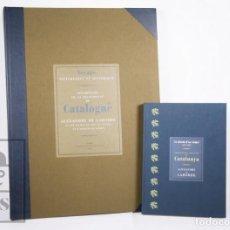 Libros de segunda mano: LIBRO GRAN FORMATO DESCRIPCIÓ PRINCIPAT DE CATALUNYA, ALEXANDRE DE LABORDE - ENCICLOPÈDIA CATALANA. Lote 194570512
