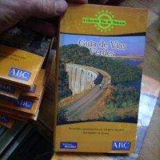 Libros de segunda mano: GUÍA DE VÍAS VERDES. GUÍA-68. Lote 194570556