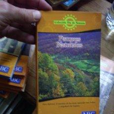 Libros de segunda mano: PARQUES NATURALES. GUÍA-70. Lote 194570838