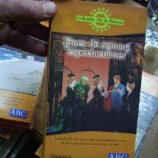 Libros de segunda mano: FINES DE SEMANA ESPECTACULARES. GUÍA-72. Lote 194571145