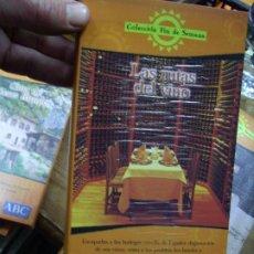 Libros de segunda mano: LAS RUTAS DEL VINO. GUÍA-74. Lote 194571427