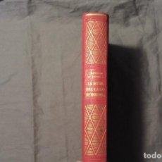 Libros de segunda mano: LA RUTA DEL CABO DE HORNOS. CAPITÁN W. JONES. Lote 194599086